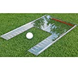 The Striker 3000 Golf Training Aid - Improve Ball Striking - Helps Player Monitor Ball Position, Swing Path, and Angle of Attack
