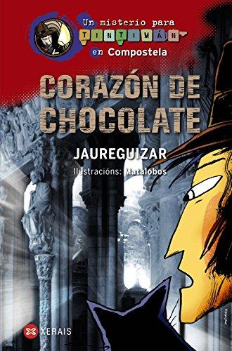 Corazón de chocolate: Un misterio para Tintimán en Compost