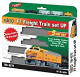 N F7 Freight Train Set Union Pacific 5-Unit Set