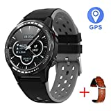 Naturehike GPS Smart Watch for Android and iOS Phone IP67 Waterproof,Fitness Tracker Watch with Heart Rate&Blood Pressure&Sleep Monitor for Women,Men