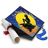 Tassel Toppers Little Mermaid - Grad Cap Decorated Grad Caps