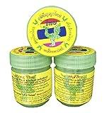 MMABLAST Inhalant à base de plantes Hong Thai Inhalant Soulagement des vertiges –...