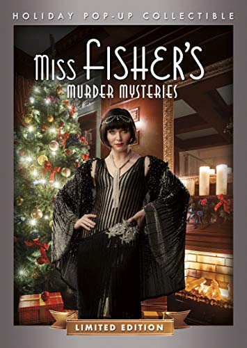 Miss Fisher's Murder Mysteries Holiday Pop-Up Collectible