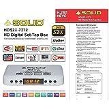 Solid HDS2X-7272 HD Digital Set-Top Box