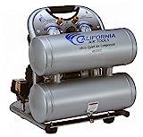 CALIFORNIA AIR TOOLS CAT-4620AC 4GAL 2HP Twn Compressor