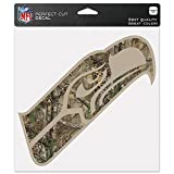 Seattle Seahawks Die Cut Camo DECALS 8x8