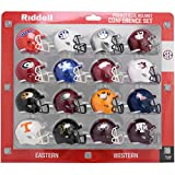 Riddell NCAA Pocket Pro Helmets, SEC Conference Set, (2020) New