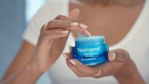 hydrating water-gel face moisturizer
