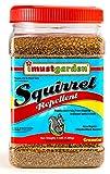 I Must Garden Squirrel Repellent - 3lb Granular - Stops Digging in Flower Pots & Beds