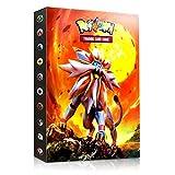 Pokémon Carte Album, Pokémon Cartes Titulaire Pokémon classeur pour Cartes...