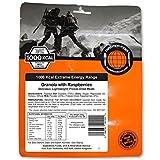 Expedition Foods Granola avec Les framboises Nourriture lyophilisée–Orange, 1000Kcal
