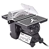 Goplus Electric Table Saw 4' Mini Tablesaw 8500 RPM Hobby And Craft Power Tools