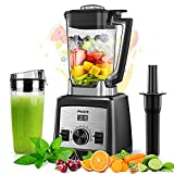 Arcbt Countertop Blender for shakes and smoothies, Crushing ice, Frozen Fruit, 1450W Professional Large Blender with 72oz Tritan BPA-Free Jar, High Speed Power Smoothie Maker, 9-Speed Control & Pulse