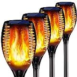 4PCs Solar Torch...image