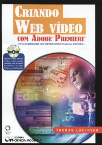 Criando Web Video Com Adobe Premiere