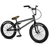 Eastern BMX Bikes - Traildigger Model Boys and Girls 20 Inch Bike. Lightweight Freestyle Bike Designed by Professional BMX Riders at Eastern Bikes. (Black)
