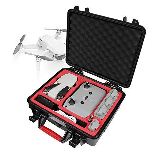 Smatree Custodia rigida impermeabile compatibile con DJI Mavic Mini 2 / Mavic Mini e porta accessori (Drone e accessori non inclusi)