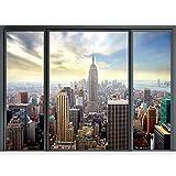 murando 3D ILLUSION D'OPTIQUE 210x150 cm Papier peint intissé tableaux muraux...