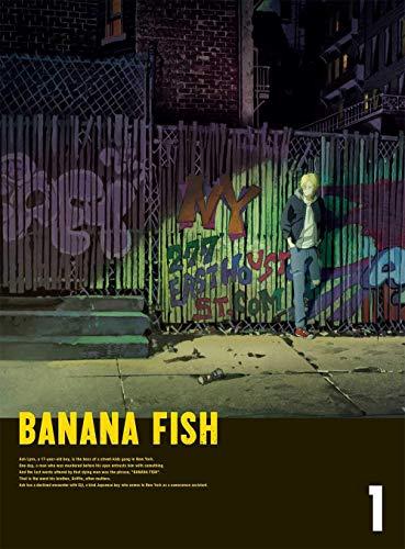 BANANA FISH Blu-ray Disc BOX 1(完全生産限定版) 【素晴らしい】「BANANA FISH(バナナフィッシュ)」をアニメを見始めたおっさんが見てみた!【評価・レビュー・感想★★★★★】#BANANAFISH  #バナナフィッシュ 【面白い】