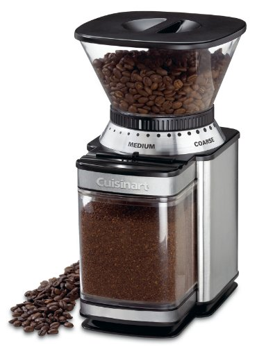 Cuisinart DBM-8 Supreme Grind Automatic Burr Mill 6