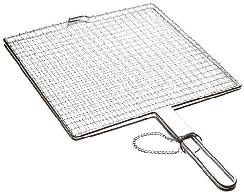 Kitchen Craft - Range Cooker, griglia per tostare Quadrata, 27 cm