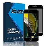 iPhone se 第2世代 ガラスフィルム 覗き見防止 KONEE 【プライバシー保護 高精度加工 終身保証……