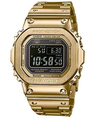 G-Shock GMW-B5000GD-9CR Gold One Size