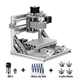 MYSWEETY DIY CNC Router Kits 1610 GRBL Control Wood Carving Milling...