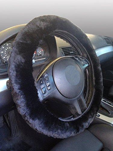 Steering Wheel Cover made from Luxurious Australian Merino...