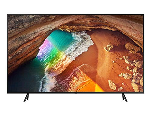 Samsung QE65Q60RATXZT Serie Q60R (2019) QLED Smart TV 65', Ultra HD 4K, Wi-Fi, Nero