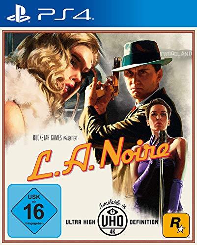 L.A. Noire - [PlayStation 4]