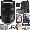 Tamron 35-150mm f/2.8-4 Di VC OSD Lens for Nikon F with Altura Photo Advanced Accessory and Travel Bundle