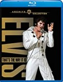 Elvis: That's the Way It Is: 2001 Special Edition + 1970 Theat. Version [Blu-ray]