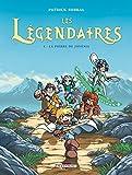 Les Légendaires, Tome 1 : La Pierre de Jovénia