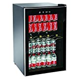 RCA RMIS1530 Freestanding Beverage Center and Wine Cellar Fridge