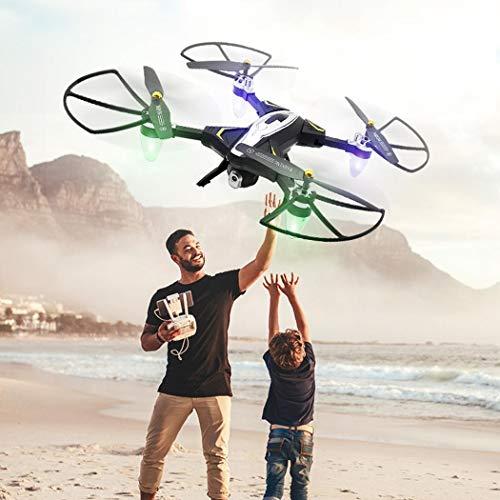tiowea Mini Drone Pieghevole quadricottero RC quadricottero di Lunga Durata Droni