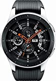 Samsung SM-R805UZSAXAR Galaxy Watch Smartwatch 46mm Stainless Steel LTE GSM (Unlocked), Silver...