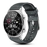 Smartwatch Pulsera Inteligente, Reloj Inteligente Pantalla Táctil Completa Impermeable...