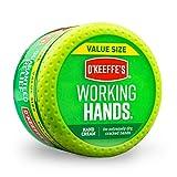 O'Keeffe's® Working Hands Crema per mani, confezione formato convenienza, barattolo da 193 g