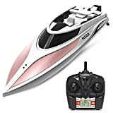 SGOTA RC Boat 2.4GHz Toy Boats High Speed 20MPH+ Remote Control Boat Fast RC Boat Racing for Lakes/Pools/Ponds (Only Works in Water),Adults or Kids,Boys or Girls