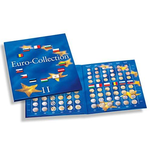 Album Numismatique PRESSO pour les pièces en Euro, Euro-Collection Tome 2...