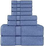 Utopia Towels - Ensemble de Serviettes de Bain en 100% Coton - 2 Serviettes de Bain,...