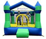Island Hopper Jump Party – Casa de rebote recreativo, castillo animoso para niños
