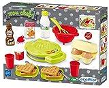 Jouets Ecoiffier – 2631 - Le gaufrier pour enfants 100 % Chef et ses ingrédients pour faire les...