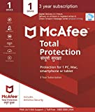 McAfee Total Protection (Windows / Mac / Android / iOS) - 1 User, 3 Years (Email Delivery in 2 hours- No CD)