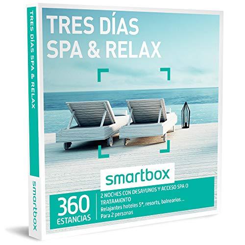 Smartbox - Caja Regalo - Tres DÍAS SPA & Relax - 360 estancias en...