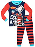 Dr. Seuss The Cat in The Hat Boys' Cat in The Hat Pajamas Size 7