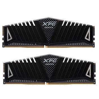 XPG Z1 DDR4 3600MHz (PC4 28800) 16GB (2x8GB) CL17-18-18 Gaming Memory Modules, Black (AX4U360038G17F-DBZ1)