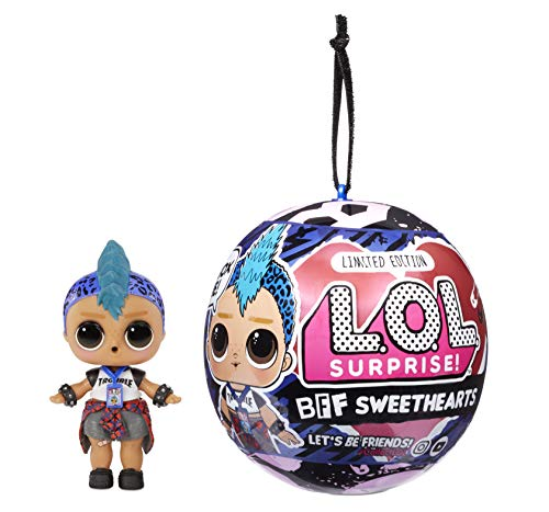 Image 2 - LOL Surprise BFF Sweethearts Supreme- Punk Boi for PDQ