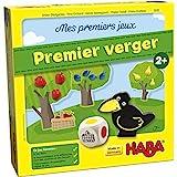 HABA Premier Verger Société-Jeu Educatif Et Coopératif-2 Ans Et Plus, 3592, Multi, Taille Unique